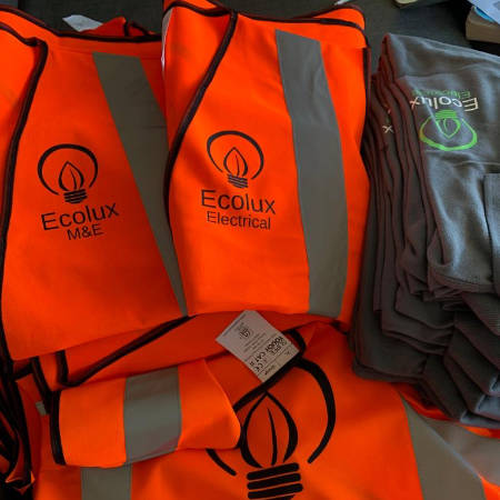 ecolux electrical callout equipment