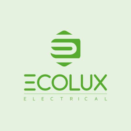 ecolux electrical logo