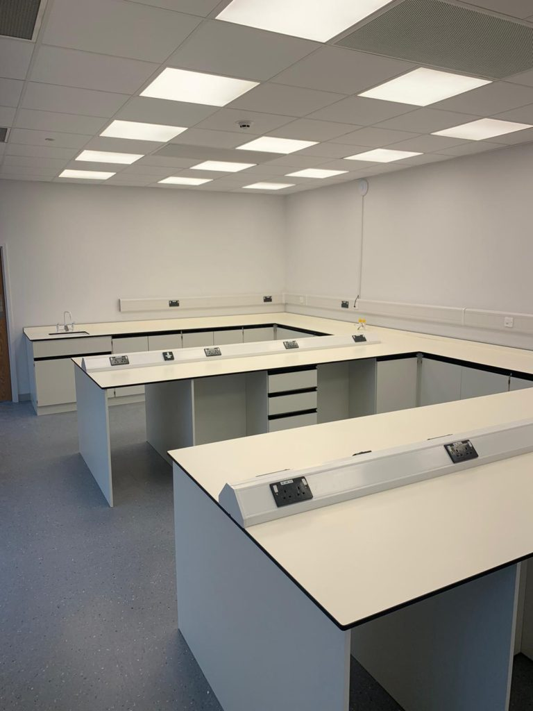 LED lights offer the best efficiency savings to commercial premises