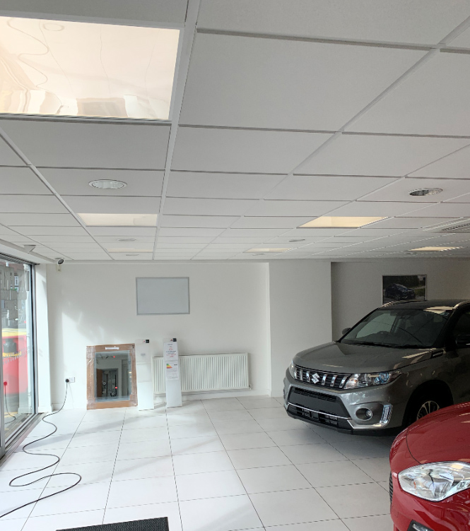 LED lights offer business owners fantastic savings on their electricity bills