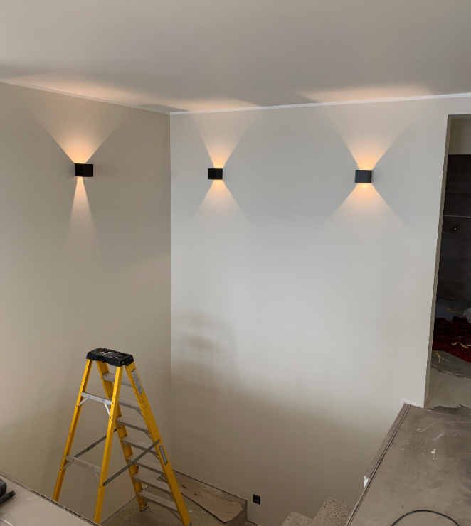 Quality LED lights will look fantastic in residential settings for many years